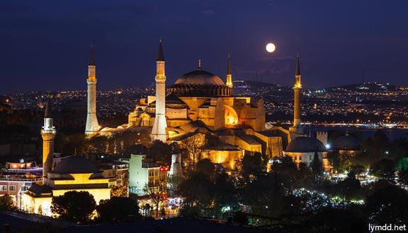 【40周年庆*惠玩】土耳其+希腊16日13晚浪漫爱琴海之旅(QR转机+卡帕洞穴酒店体验+圣岛2晚+司导服务费签证费全含)