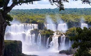 巴西+阿根廷+秘鲁+智利16天12晚跟团游