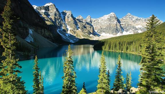 【惠玩】加拿大西海岸落基山脈9日7晚跟團游