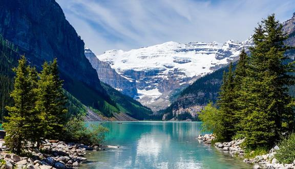 加拿大西海岸+落基山脉9天(无购物 无自费)