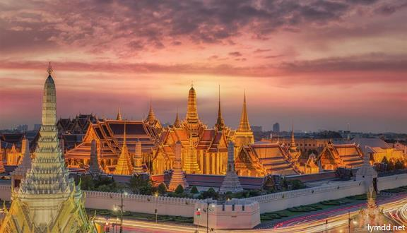 曼谷+清迈+清莱7天5晚跟团游