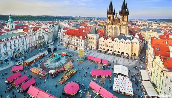 【惠玩】【冬季超值特惠】奥地利+捷克+匈牙利+斯洛伐克+德国11日8晚跟ope体育app下载