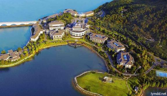 宁波+九龙湖+东钱湖马山湿地公园+宁波富茂大酒店2天1晚跟团游