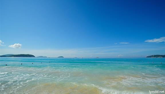 三亚+分界洲岛+天堂热带森林公园+天涯海角+椰田古寨 双飞5天4晚跟团游
