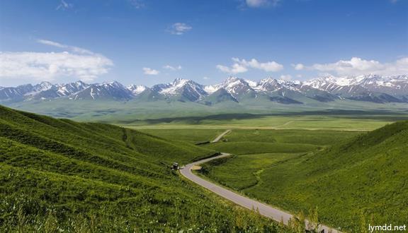 JD1-新疆安集海-唐布拉-巴音布鲁克-那拉提-喀拉峻-赛里木湖八日游
