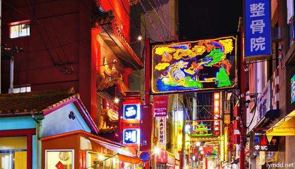 【九州B线】日本九州福冈+别府+佐贺+长崎品质半自助游(4钻)5天4晚跟团游
