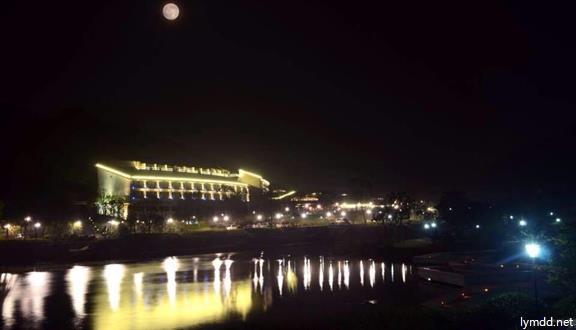 宁波+二灵山温泉+水派对+洋沙山海滨+宁波开元大酒店2天1晚跟团游