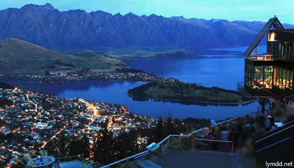 【新西兰】暑期冰火两重天 纯净新西兰 超值8天5晚跟团游