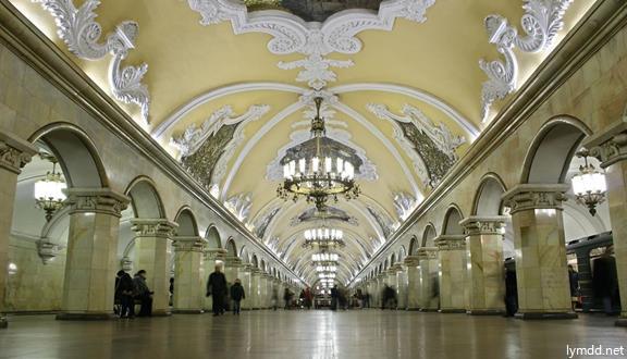 【40周年庆】【极光系列】【惠玩】莫斯科+圣彼得堡+摩尔曼斯克9日7晚
