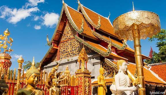 【隨心】泰國曼谷芭堤雅+清邁清萊7日6晚私家團
