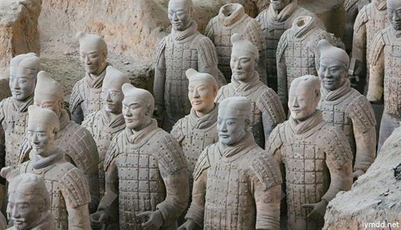 【亲子游】西安+陕西历史博物馆+秦始皇陵兵马俑+明城墙+汉城湖+双飞5天4晚跟团游