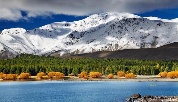 【臻选】PURE100% 新西兰南北岛13日——醉美景色之旅