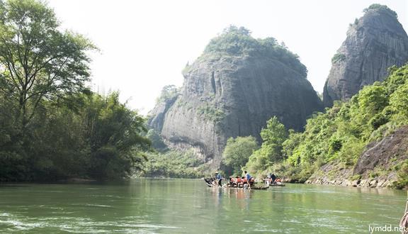 福建泰寧+大金湖+上清溪漂流+寨下大峽谷4日3晚跟團游