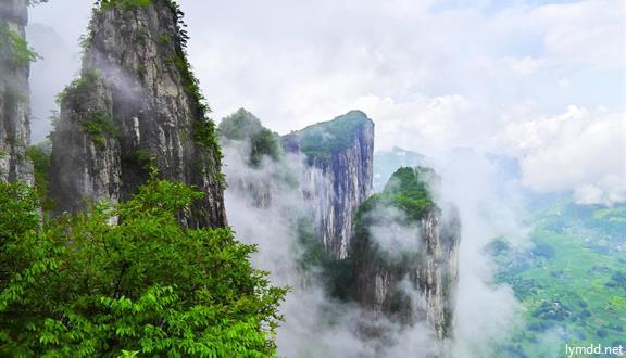 CF7湖北恩施+宜昌+神农架8日7晚跟ope体育app下载