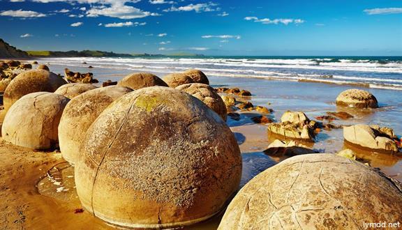 【臻选】新西兰南北岛10日——醉美景色之旅