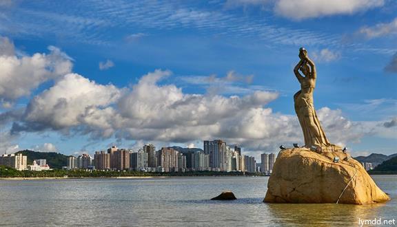 【惠玩】广东全景品质游--赏美景、叹美食-13城与1座岛的记忆-双卧12天